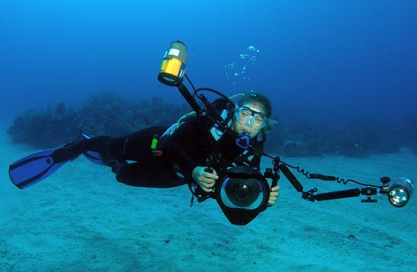 Marine (Underwater Photographer)